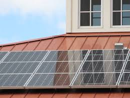 solar panels on roof the basics of solar panel installation solar panels in the