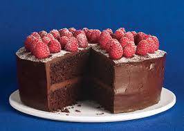Chocolate Raspberry Recipes Cake Recipes Raspberry Chocolate Food Cake Recipes