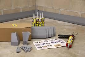 backyard diy basement waterproofing sealonce system easy