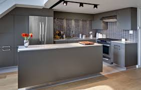 backsplash yellow and gray kitchen ideas design ideas trends