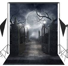 halloween themed steam background amazon com ouyida 5x7ft halloween theme pictorial cloth