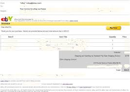 Ebay Excel Template Ebay Removes All Traces Of Sellers In The Invoice Format Sent