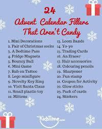 24 advent calendar fillers u2026 pinteres u2026