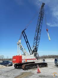 link belt ls 208h crane for sale on cranenetwork com