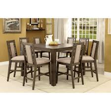 jennings extendable wood square dining table wood block legs