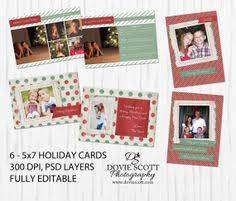 4x8 holiday photo card template 4x8 template by doviescottphoto