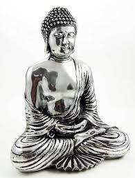 buddha thai sitting silver colour 96609 15 00 cleopatra