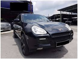 porsche malaysia 2005 porsche cayenne for sale in malaysia for rm67 707 mymotor