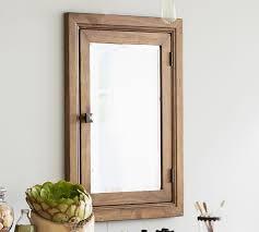 Bathroom Stylish Stella Recessed Medicine Cabinet Pottery Barn - Awesome recessed bathroom medicine cabinet home