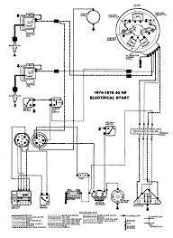 johnson engine wiring hp johnson electric start no generator