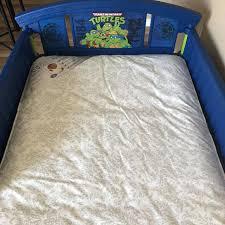 Crib Mattress Sale Best Turtle Toddler Bed W Crib Mattress For Sale In