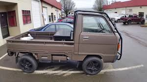 mitsubishi mini truck bed size honda acty kei truck test drive and walk around youtube