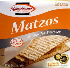 matzos for passover goodbye matzos
