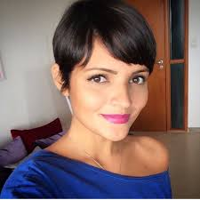 cut and style side bangs fine hair 20 gorgeous short pixie haircut with bangs short haircuts for