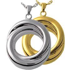 urn jewelry infinity knot companion pet urn jewelry