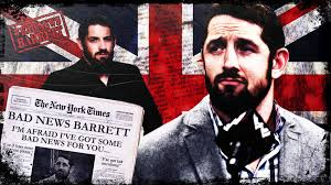 Bad News Barrett Meme - badnewsbarrett explore badnewsbarrett on deviantart