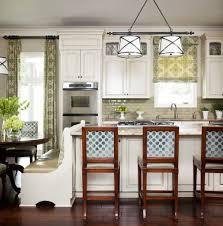Kitchen Island Bench Ideas by Kitchen Room Classic Kitchen Ideas Dark Wood Brown Cushion