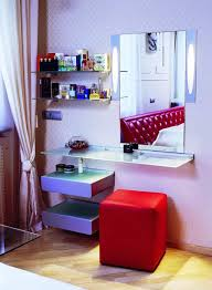 decorate your room with modish floating dressing table u2013 interior