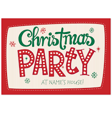 christmas cocktail party invitations party invitations 10 picture christmas cash receipt template word