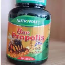 nutrimax bee propolis plus bee pollen lazada indonesia