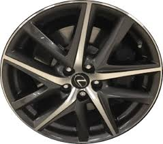 2007 lexus gs 350 wheels lexus gs350 wheels rims wheel stock oem replacement
