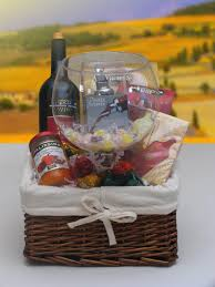 Wine Glass Gifts Gift Baskets In Vancouver Call Carver Gifts Vancouver Gift