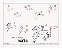 double headed shart attack drawing practice how to draw a horse
