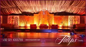 mehndi decoration plum gold mehndi stage decoration ideas in pakistan