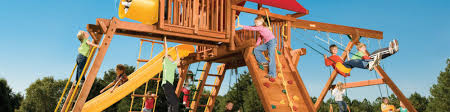 Playground Sets For Backyards by Playground Sets Backyard Playsets Playgrounds For Sale In Nc