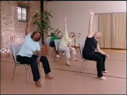 Armchair Aerobics Exercises 78 Best Chair Aerobics Images On Pinterest Chair Exercises