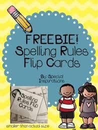 spelling rules bundle word work literacy and worksheets