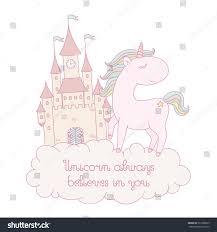 always believes you card happy stock vector 537386029