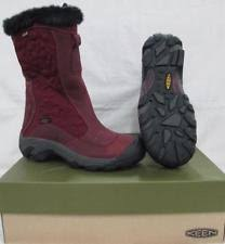 s keen boots size 9 solid zip boots for keen ebay