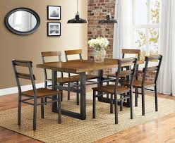 better homes and gardens mercer 7 piece dining set walmart com