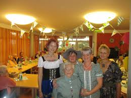 Drk Bad Salzungen Herbstfest Im Seniorenheim U201eglücksbrunn U201c Drk Kreisverband Bad