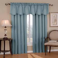 absolute zero total blackout cafe faux velvet curtain panel 84 in