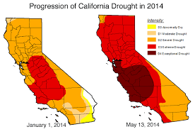 california map drought record may heat drought and fires scorch california category 6