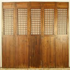 asian room dividers furniture incredible asian wooden screen room divider with five