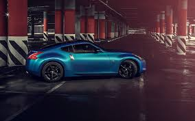 nissan 370z custom blue photo collection nissan 370z blue wallpaper