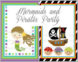 mermaid party ideas party on purpose