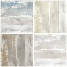 shabby chic design studio driftwood wood wallpaper nautical