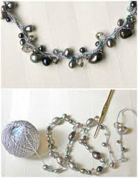 crochet beads necklace pattern images Crochet necklace 27 free crochet patterns diy crafts jpg