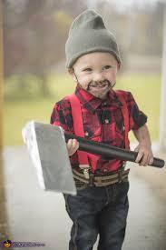 lumberjack costume lumberjack baby boy costume photo 2 2
