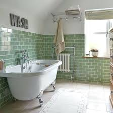 green wall tiles melbourne sage bathroom ideas and pictures 1