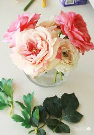 Vases With Fake Flowers Create