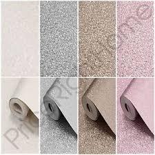 muriva textured metallic shimmer wallpaper pink gold white grey