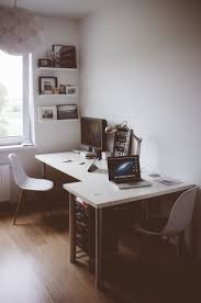 8 best nyc 2 person desk images on pinterest office spaces home