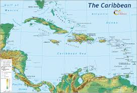 Map Of Turks And Caicos Caribbean Atlas