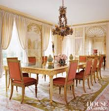 Gold Dining Room by Traditional Dining Room Great Home Design References H U C A Home