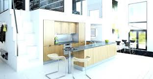 cuisine petit espace design cuisine minimaliste design image cuisine minimaliste ouverte sur la